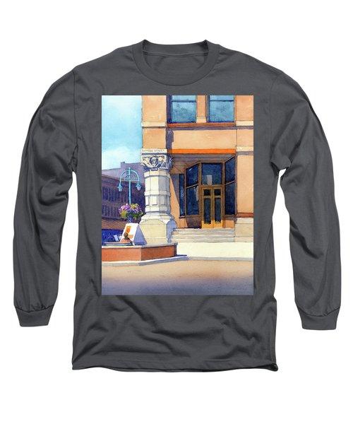 The Hudson Long Sleeve T-Shirt