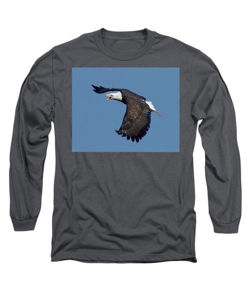The Hunt Long Sleeve T-Shirt by Sheldon Bilsker