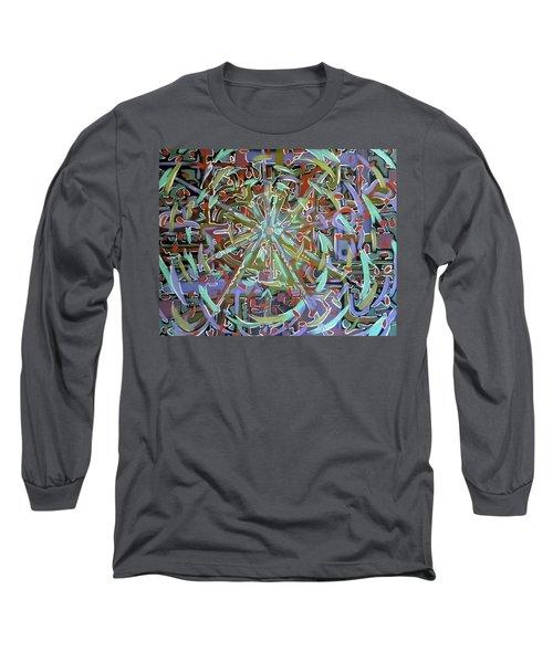 The Idea Long Sleeve T-Shirt