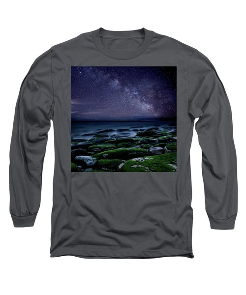 The Immensity Of Time Long Sleeve T-Shirt