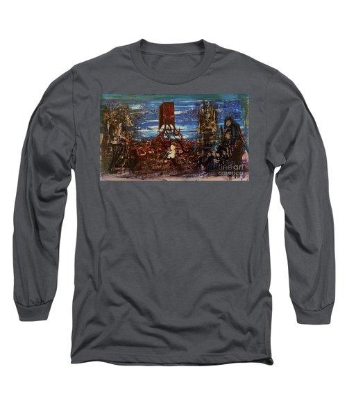 The Inhuman Condition Long Sleeve T-Shirt