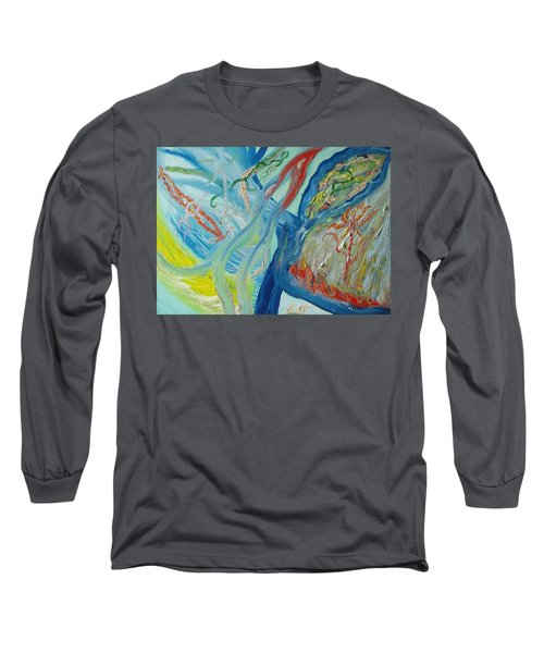 The Invisible World Long Sleeve T-Shirt