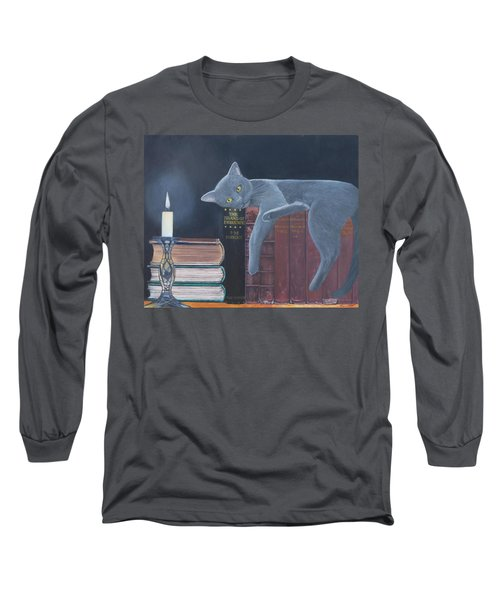 The Island Of Enchantment Long Sleeve T-Shirt