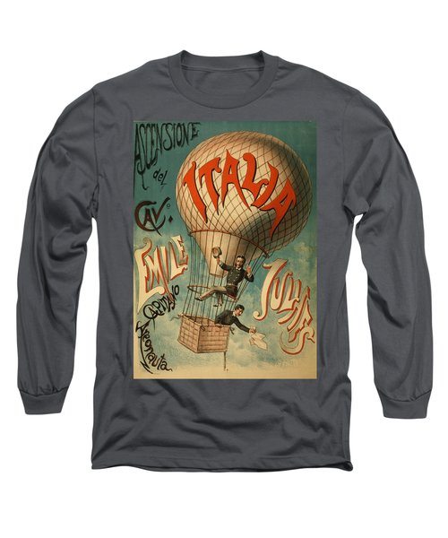 The Italia Ascensione Long Sleeve T-Shirt