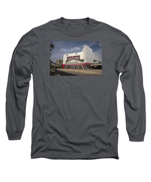 The Joe Wide Shot  Long Sleeve T-Shirt
