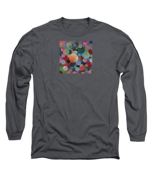 The Joy Of Design X L Long Sleeve T-Shirt by Helena Tiainen