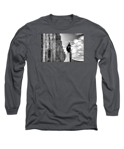 The Leader Of Light Long Sleeve T-Shirt