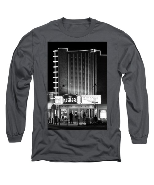 The Kessler V2 091516 Bw Long Sleeve T-Shirt
