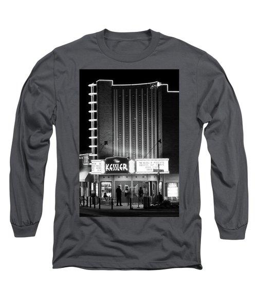 The Kessler V2 091516 Bw Long Sleeve T-Shirt