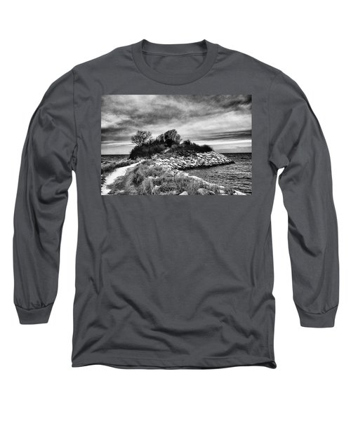 The Knob Bw January 2016 Long Sleeve T-Shirt