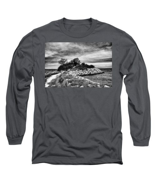 The Knob Bw January 2016 Long Sleeve T-Shirt