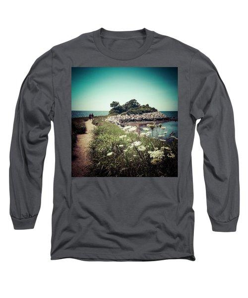 The Knob Looking Ahead Long Sleeve T-Shirt