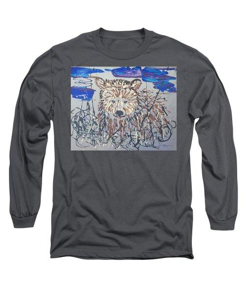 The Kodiak Long Sleeve T-Shirt by J R Seymour