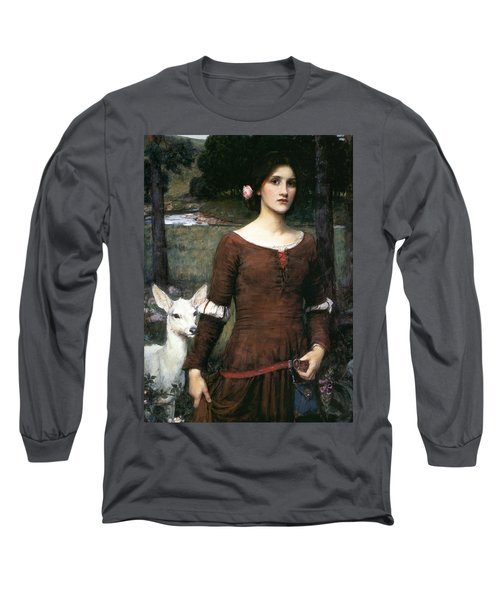 The Lady Clare Long Sleeve T-Shirt