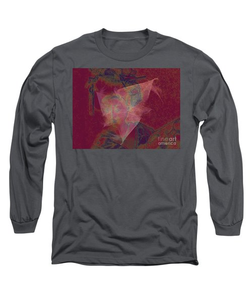 Long Sleeve T-Shirt featuring the photograph The Last Geisha by Irma BACKELANT GALLERIES