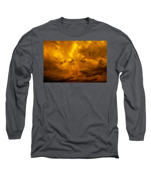 The Last Glow Of The Day 008 Long Sleeve T-Shirt