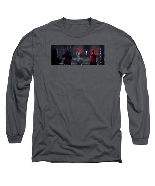 The Last Grand Admiral Long Sleeve T-Shirt