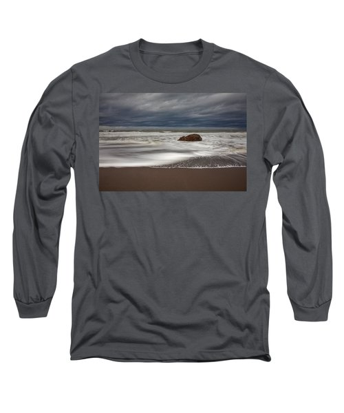 The Last Holdout Long Sleeve T-Shirt by Mark Alder