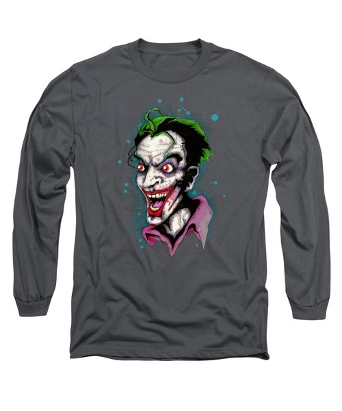 The Last Laugh Long Sleeve T-Shirt