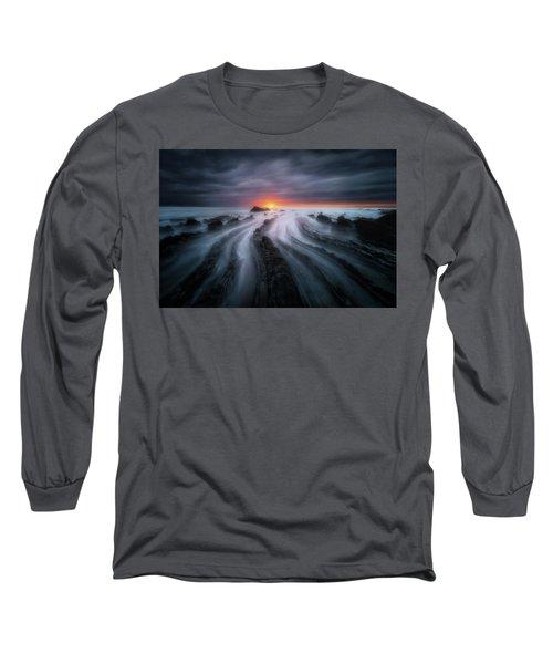The Last Sigh Long Sleeve T-Shirt