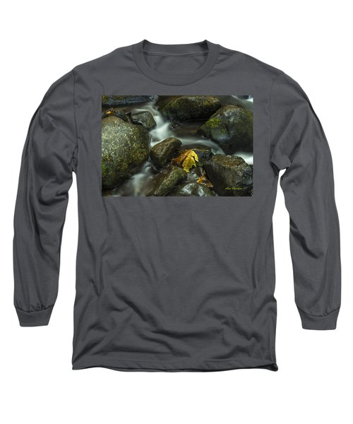 The Leaf Signed Long Sleeve T-Shirt