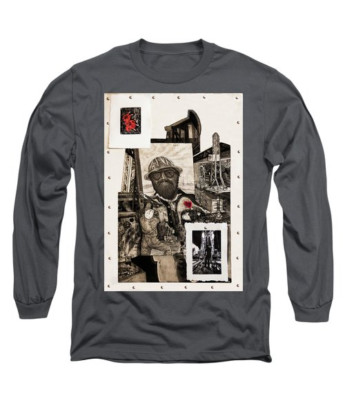 The Legend Of Riggo Maddix Long Sleeve T-Shirt