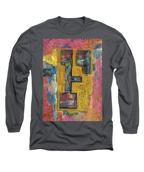 The Letter F Long Sleeve T-Shirt
