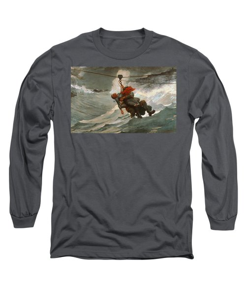 The Life Line Long Sleeve T-Shirt