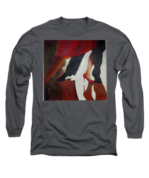 The Light Fandango Long Sleeve T-Shirt