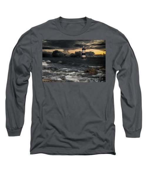 The Lighthouse Storm Long Sleeve T-Shirt