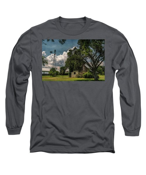 The Little Winery In Stonewall Long Sleeve T-Shirt