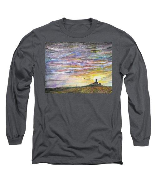 The Living Sky Long Sleeve T-Shirt