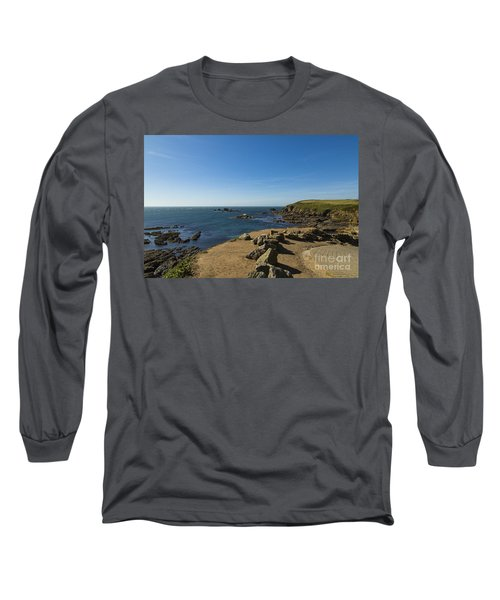 The Lizard Point Long Sleeve T-Shirt