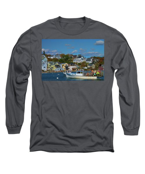 The Lobsterman's Shop Long Sleeve T-Shirt