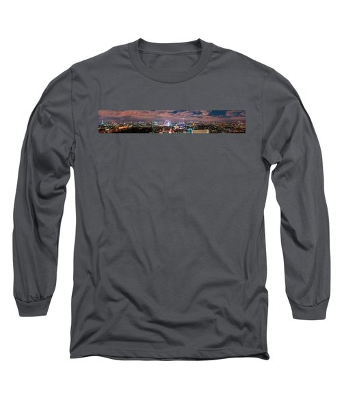 The London Skyline Long Sleeve T-Shirt