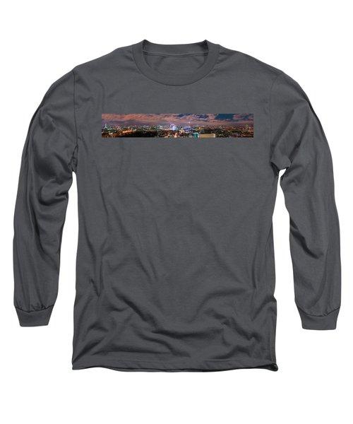 The London Skyline Long Sleeve T-Shirt