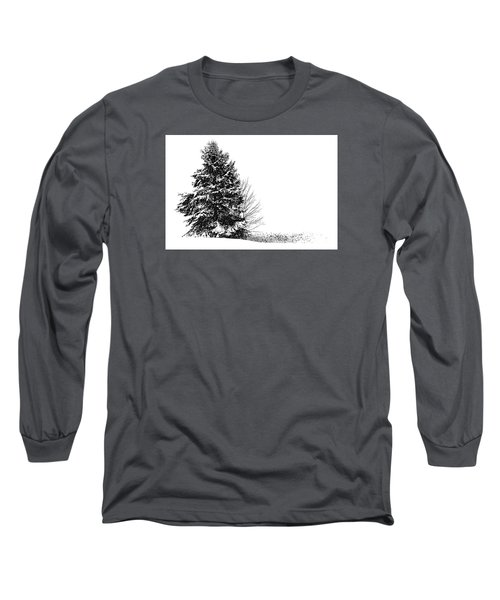 The Lone Pine Long Sleeve T-Shirt by Jim Rossol