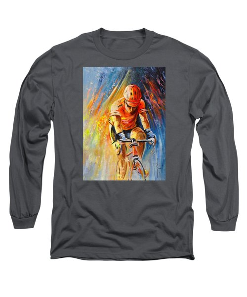 The Lonesome Rider Long Sleeve T-Shirt