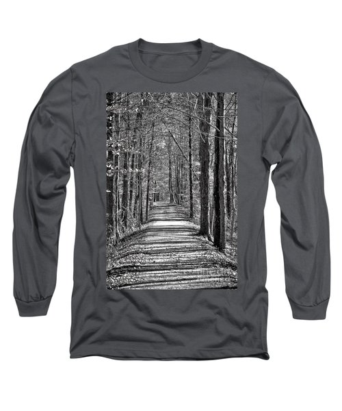 The Long Walk Long Sleeve T-Shirt