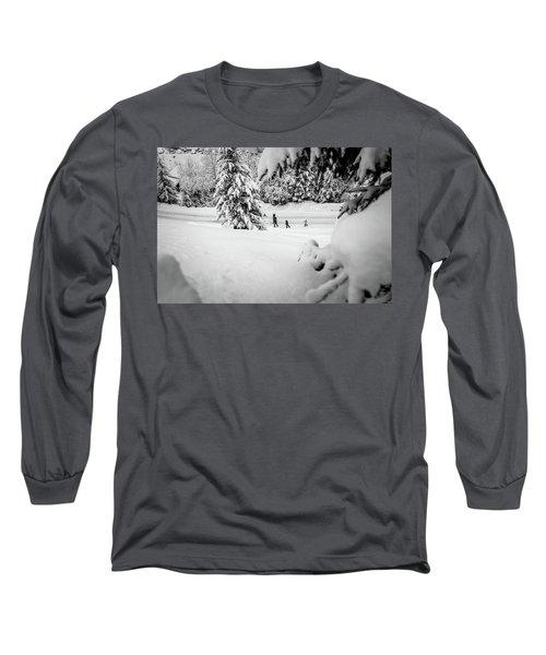 The Long Walk- Long Sleeve T-Shirt