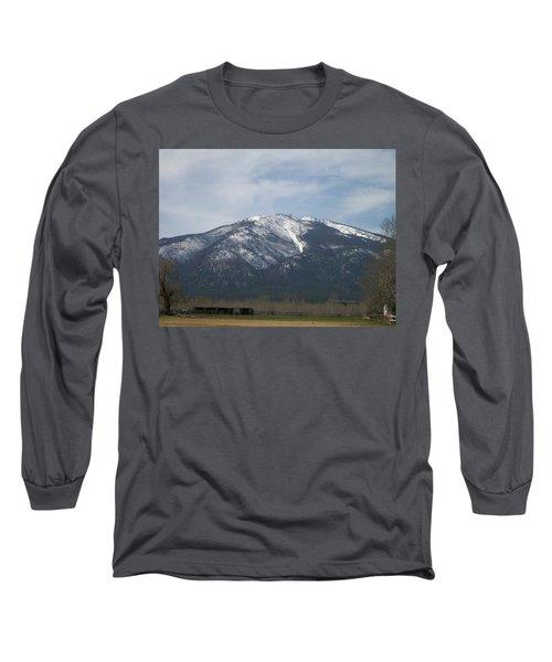 The Longshed Long Sleeve T-Shirt by Jewel Hengen