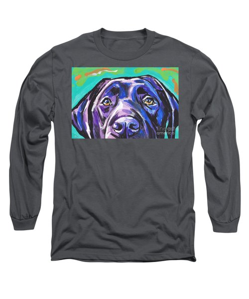 The Look Of Lab Long Sleeve T-Shirt