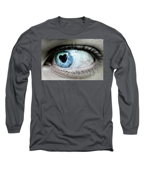 The Look Of Love Long Sleeve T-Shirt