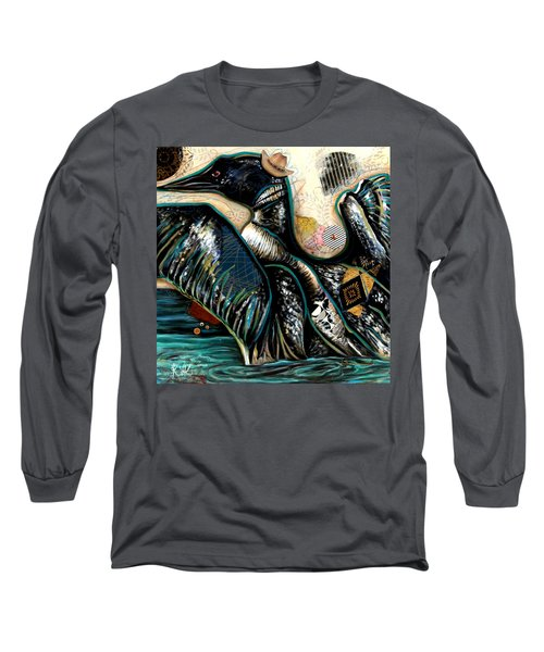 The Loon Long Sleeve T-Shirt