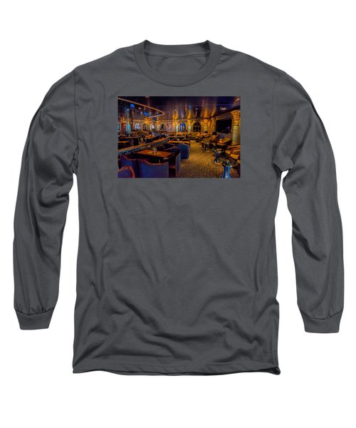 The Lounge Long Sleeve T-Shirt by Lewis Mann