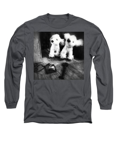 The Love Of A Dog Long Sleeve T-Shirt