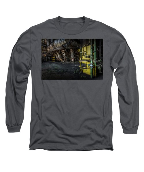 The Machinist Long Sleeve T-Shirt