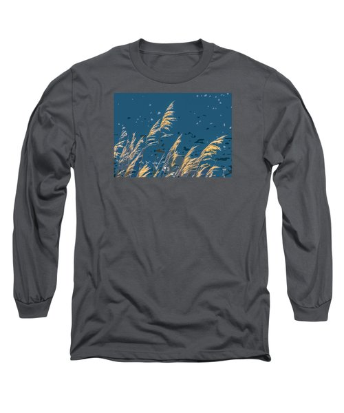 The Madison In Bear Trap Canyon Long Sleeve T-Shirt