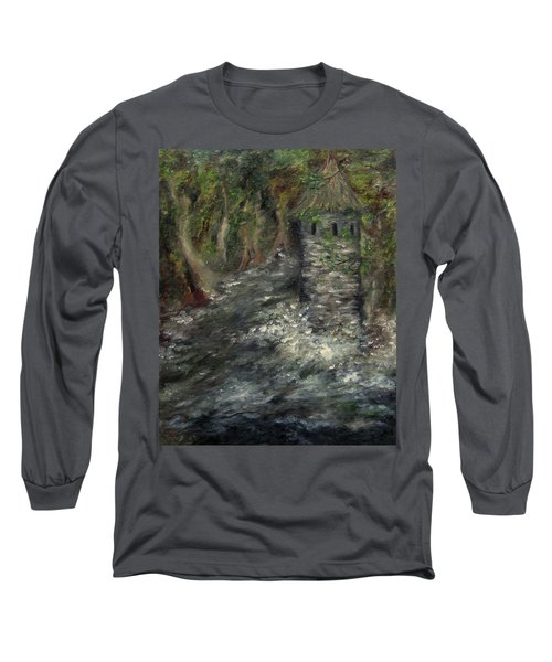 The Mage's Tower Long Sleeve T-Shirt