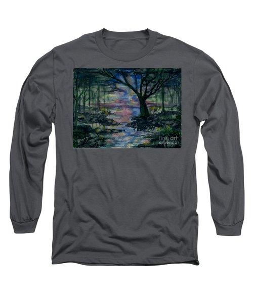 The Magic Hour Long Sleeve T-Shirt